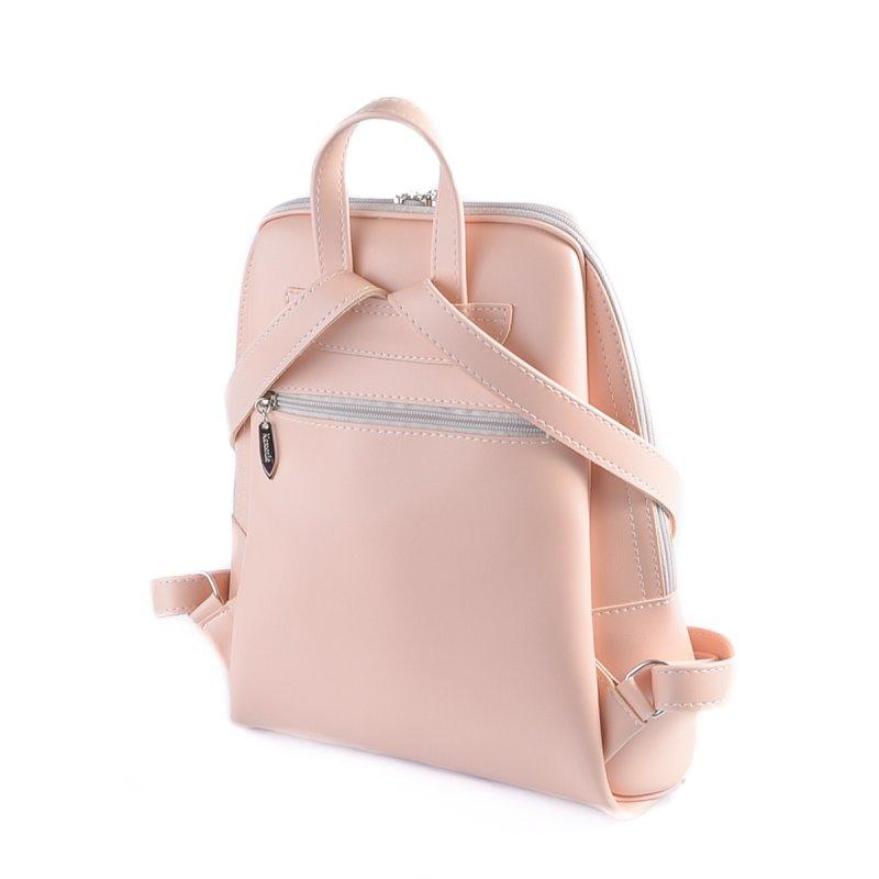 Сумка Женская Рюкзак иск-кожа М 207 88 pink - фото 3