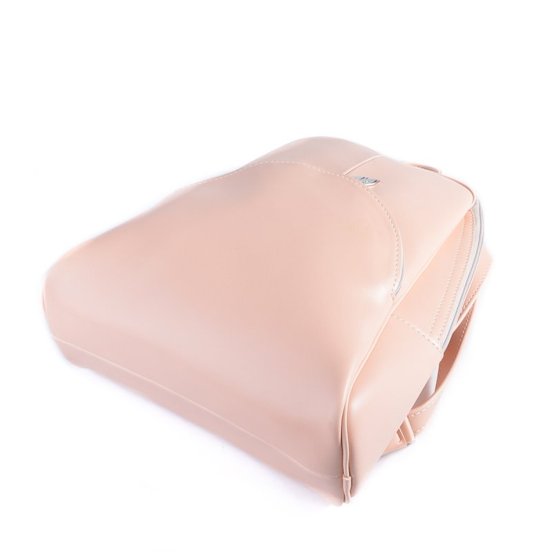 Сумка Женская Рюкзак иск-кожа М 207 88 pink - фото 4