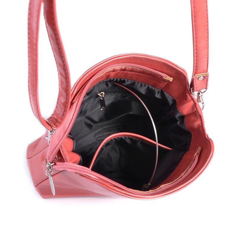 Сумка Женская Классическая иск-кожа М 121 20 pink - фото 5