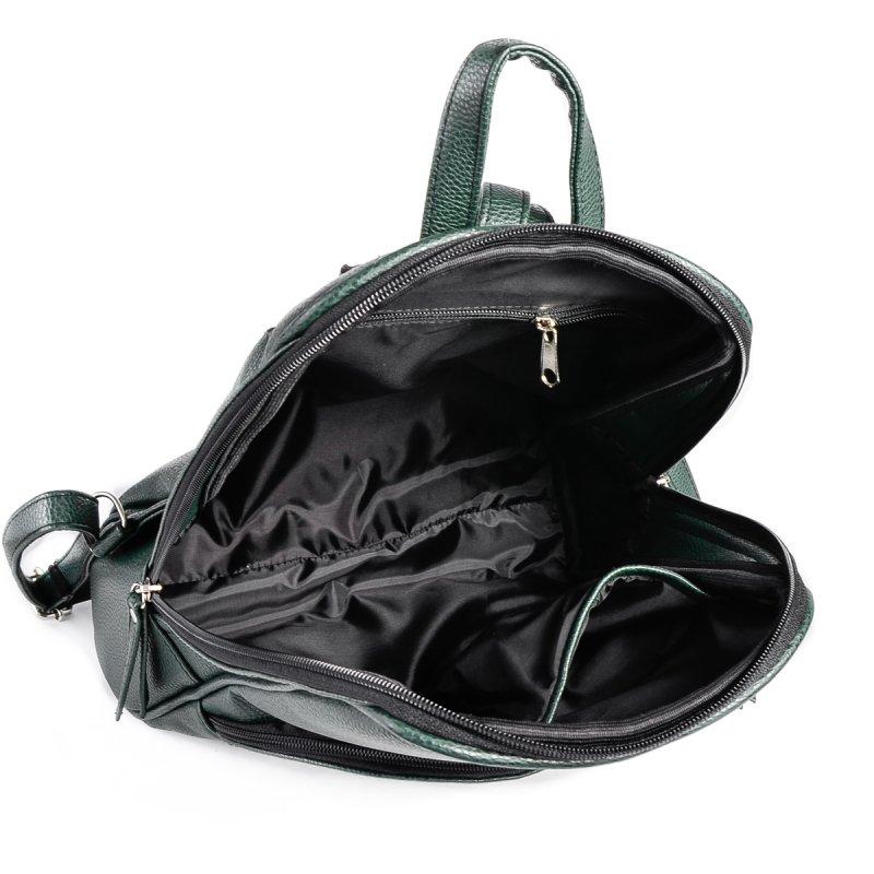Сумка Женская Рюкзак иск-кожа М 134 73 black - фото 5