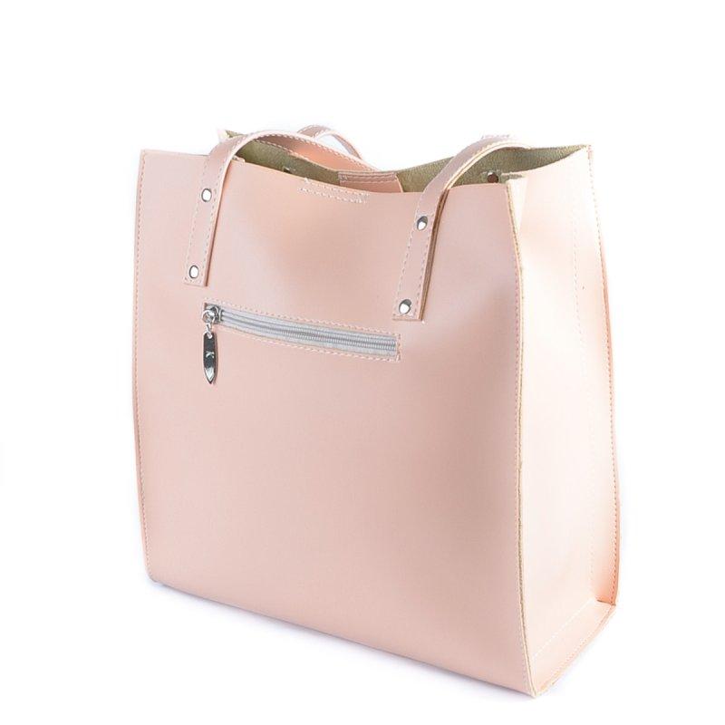 Сумка Женская Классическая иск-кожа М 182 88 pink - фото 3
