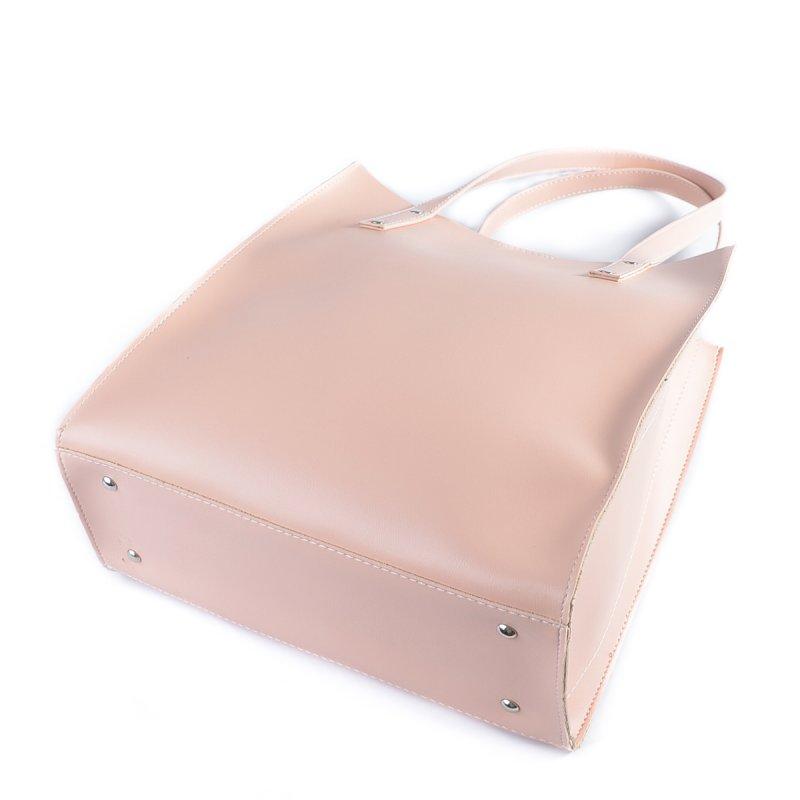 Сумка Женская Классическая иск-кожа М 182 88 pink - фото 4