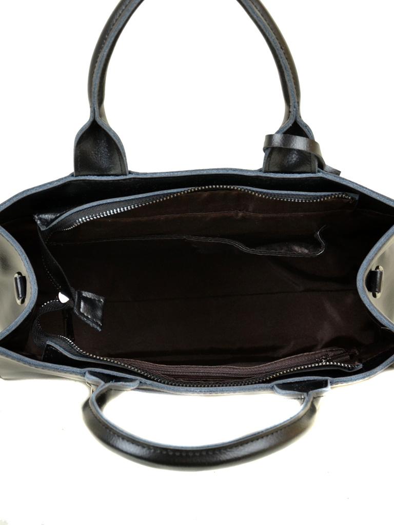 Сумка Женская Классическая кожа ALEX RAI 03-1 8633 black