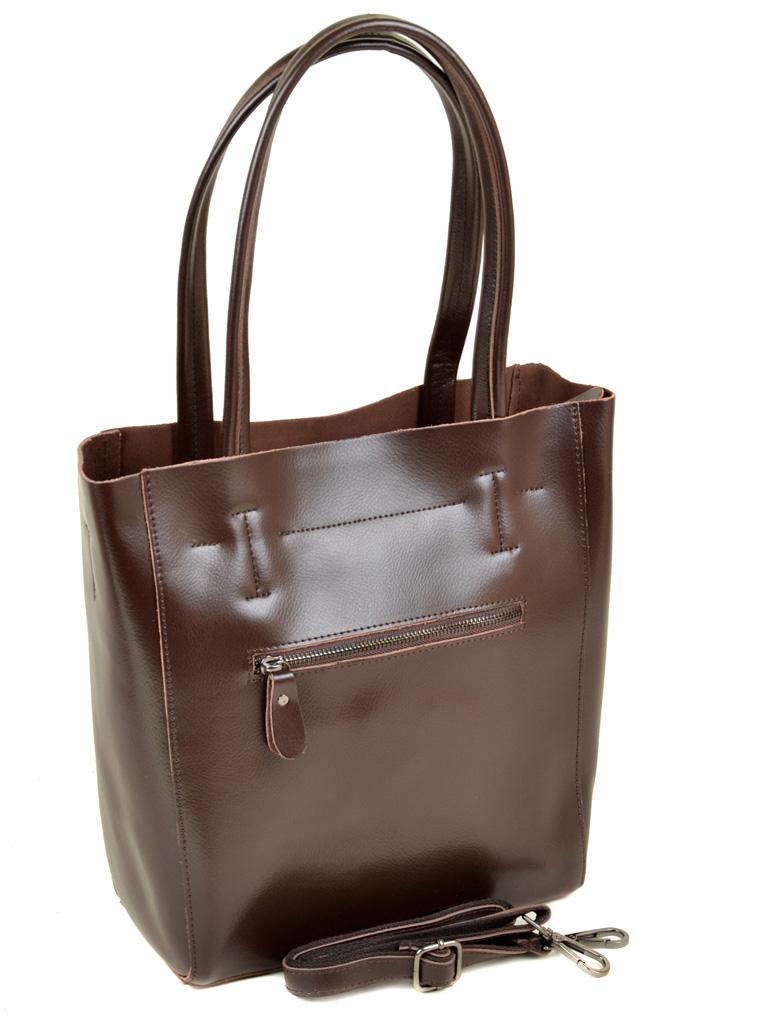 Сумка Женская Классическая кожа ALEX RAI 03-1 J003 brown