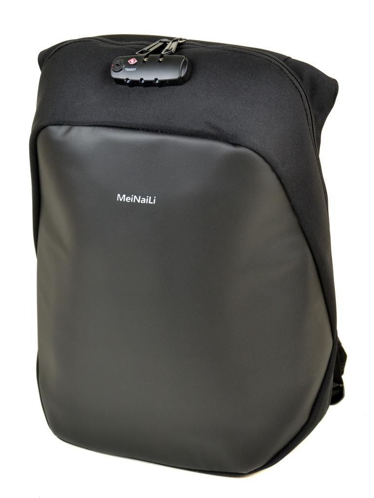 Рюкзак Городской oxford MEINAILI 025 black