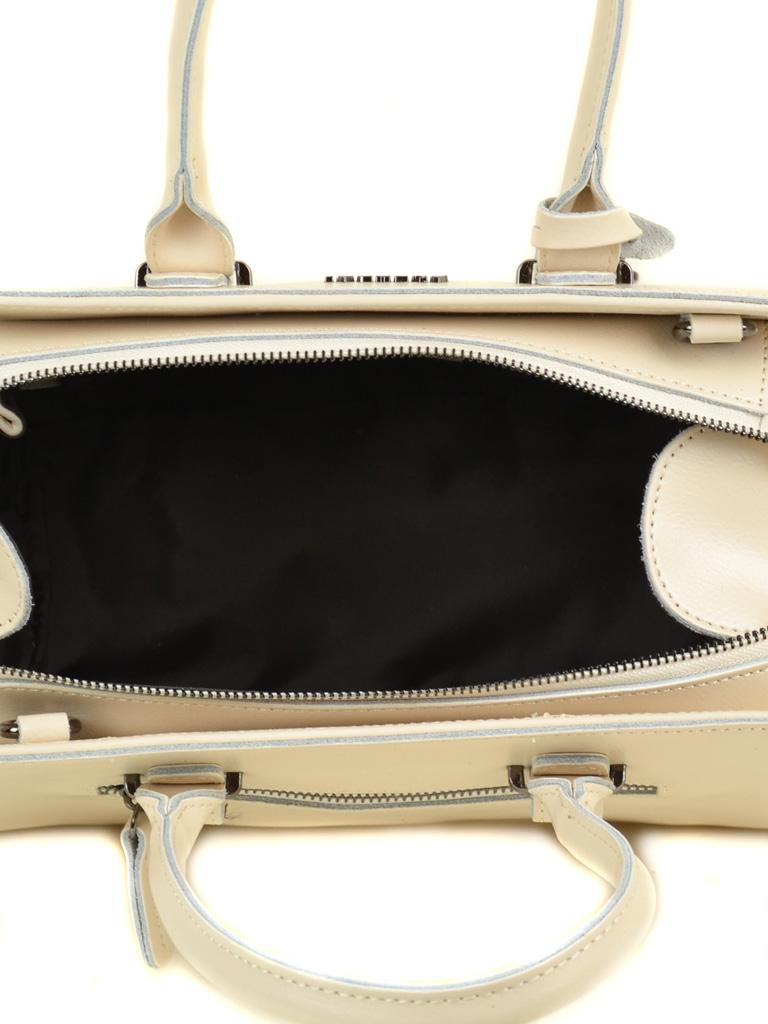 Сумка Женская Классическая кожа ALEX RAI 03-1 640-200 beige - фото 5