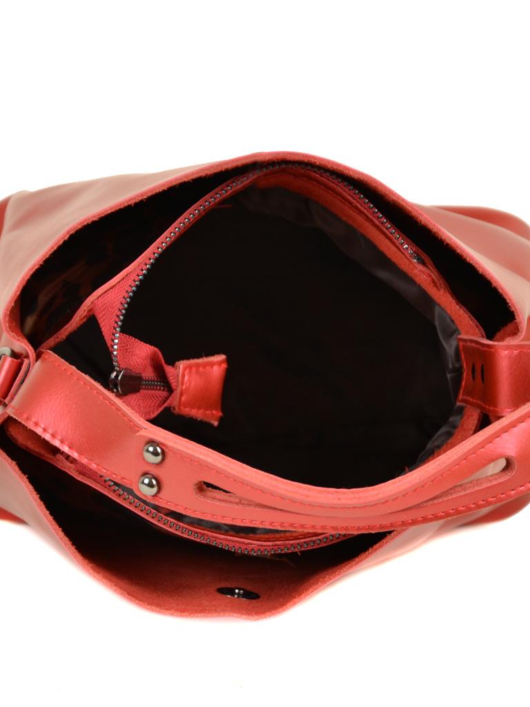 Сумка Женская Классическая кожа ALEX RAI 03-1 8641 special-red - фото 5