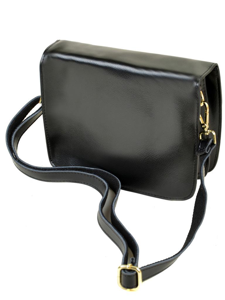 Сумка Женская Классическая кожа ALEX RAI 03-1 3345 black