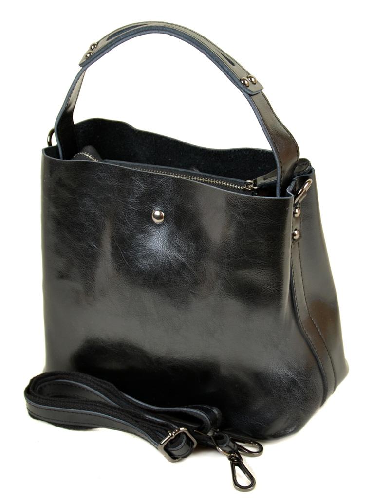 Сумка Женская Классическая кожа ALEX RAI 03-1 8641 black
