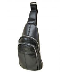 Сумка Мужская На Плечо иск-кожа DR. BOND 1105 black Распродажа