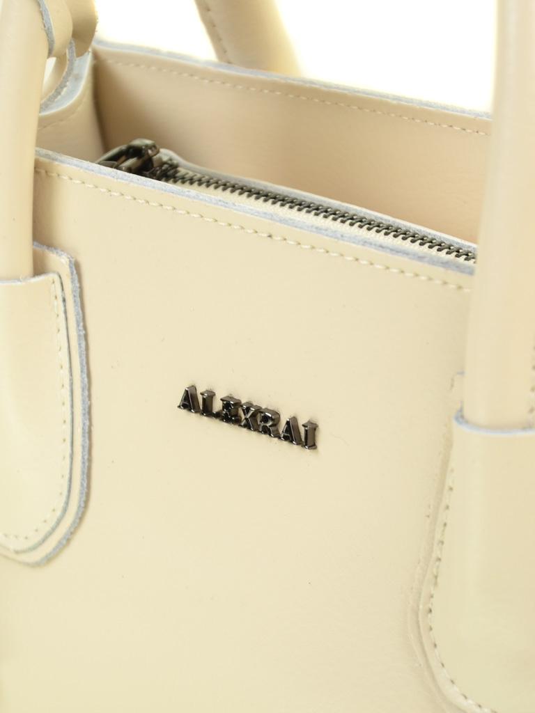 Сумка Женская Классическая кожа ALEX RAI 03-1 1527 beige - фото 3
