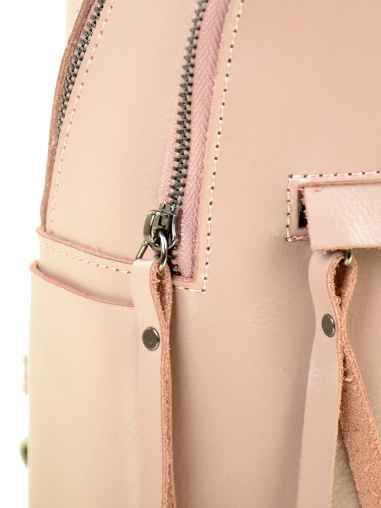 Сумка Женская Рюкзак кожа ALEX RAI 03-2 337 pink