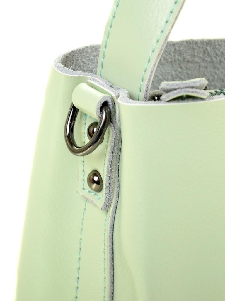 Сумка Женская Классическая кожа ALEX RAI 03-1 8641 light-green