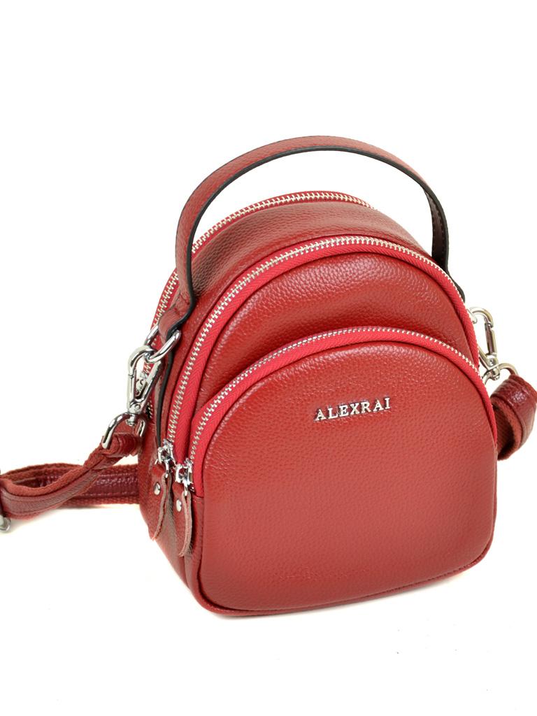 Сумка Женская Клатч иск-кожа ALEX RAI 03-1 3905 red