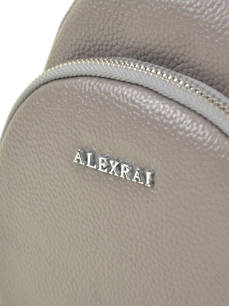 Сумка Женская Клатч иск-кожа ALEX RAI 03-1 3905 grey