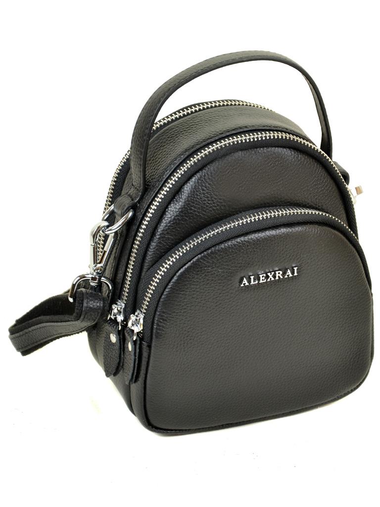 Сумка Женская Клатч иск-кожа ALEX RAI 03-1 3905 black