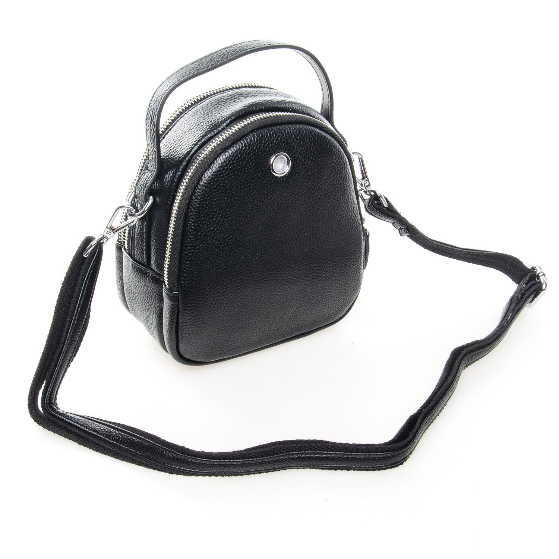 Сумка Женская Клатч кожа ALEX RAI 03-1 3905-1 black - фото 4