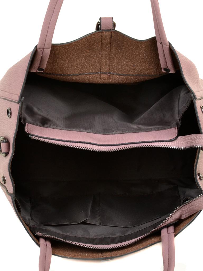 Сумка Женская Классическая иск-кожа ALEX RAI 03-5 329 pink - фото 5