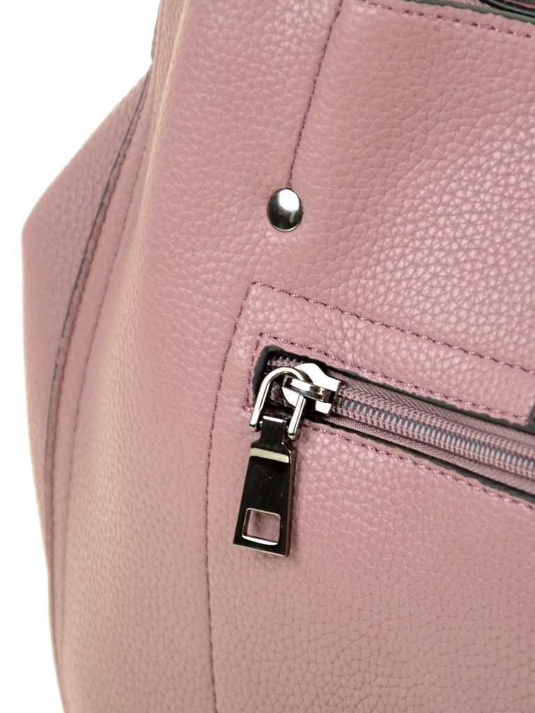 Сумка Женская Классическая иск-кожа ALEX RAI 03-5 329 pink - фото 4