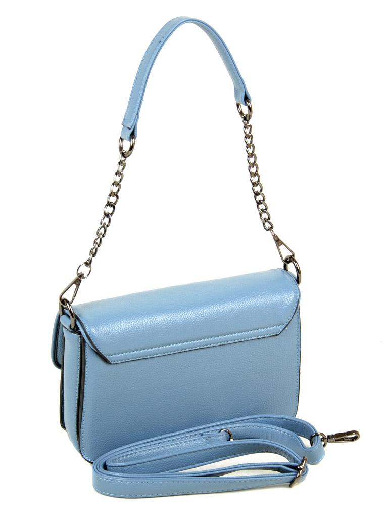 Сумка Женская Клатч иск-кожа ALEX RAI 03-5 2229 l-blue