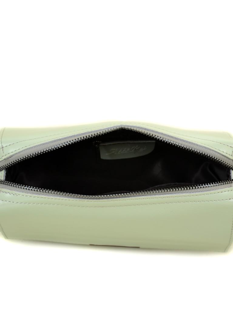 Сумка Женская Клатч кожа ALEX RAI 03-4 2227 l-green