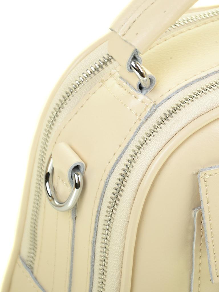 Сумка Женская Классическая кожа ALEX RAI 03-4 8539 beige