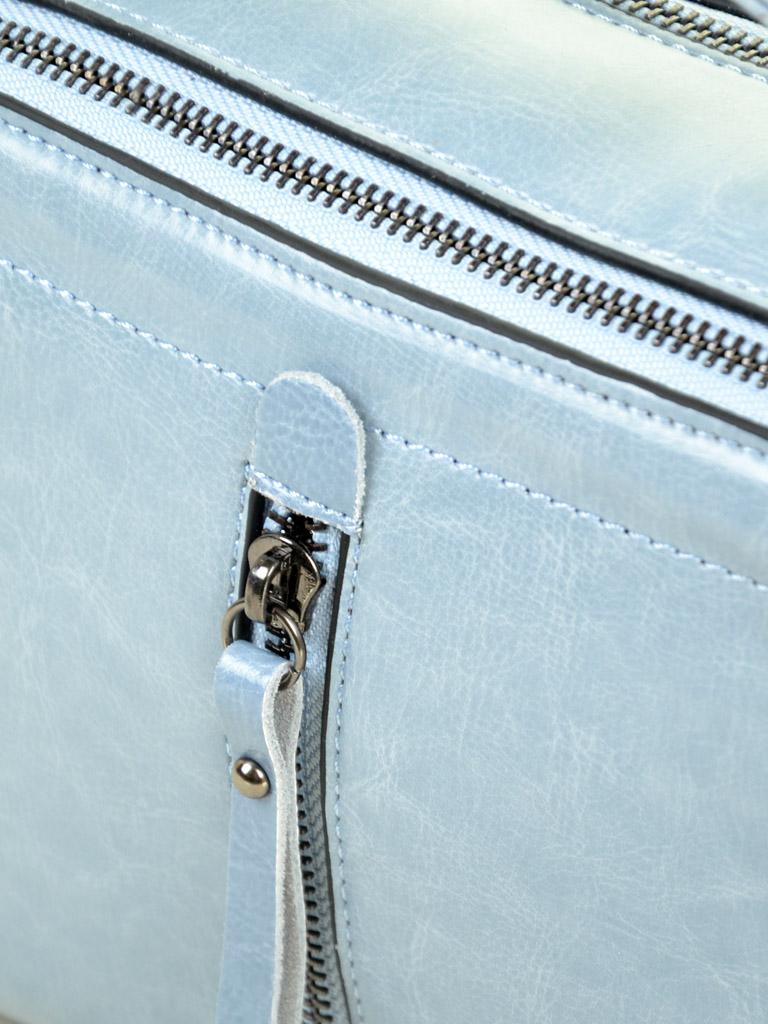 Сумка Женская Классическая иск-кожа ALEX RAI 03-5 9119 l-blue