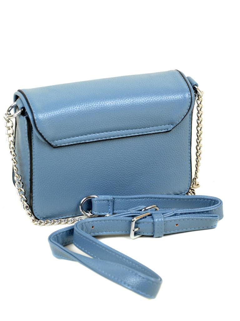 Сумка Женская Клатч иск-кожа ALEX RAI 03-5 2232 l-blue - фото 4
