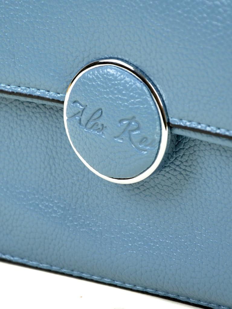 Сумка Женская Клатч иск-кожа ALEX RAI 03-5 2232 l-blue - фото 3