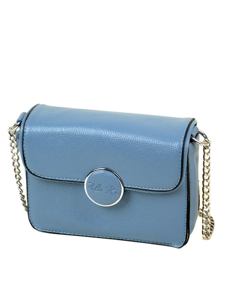 Сумка Женская Клатч иск-кожа ALEX RAI 03-5 2232 l-blue