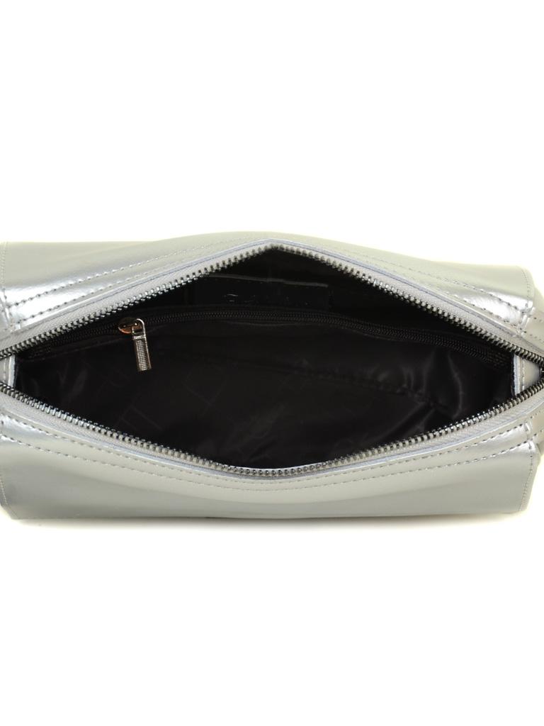 Сумка Женская Клатч кожа ALEX RAI 03-4 2227 silver-white - фото 5