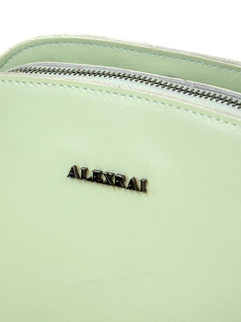 Сумка Женская Клатч кожа ALEX RAI 03-4 765 l-green