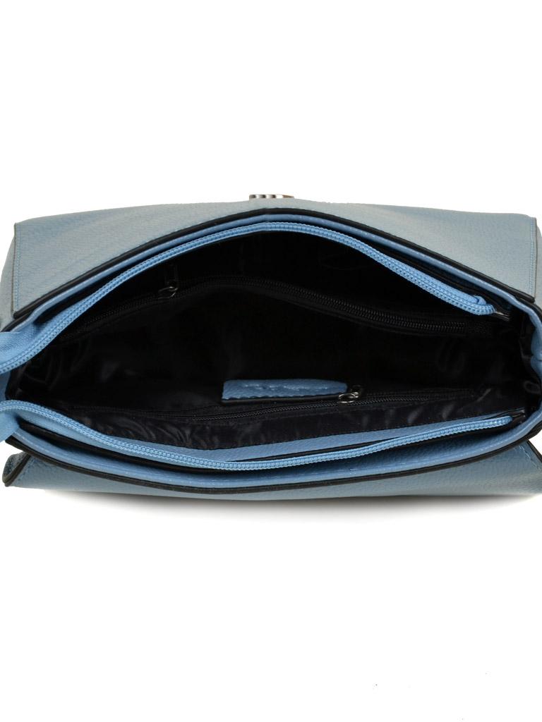 Сумка Женская Клатч иск-кожа ALEX RAI 03-5 2065 blue - фото 5
