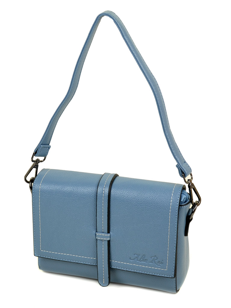 Сумка Женская Клатч иск-кожа ALEX RAI 03-5 2065 blue
