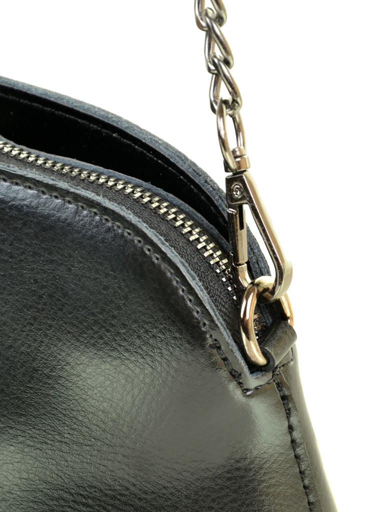 Сумка Женская Клатч кожа ALEX RAI 03-4 765 black - фото 3
