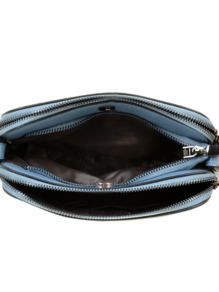 Сумка Женская Клатч иск-кожа ALEX RAI 03-5 767 blue - фото 5