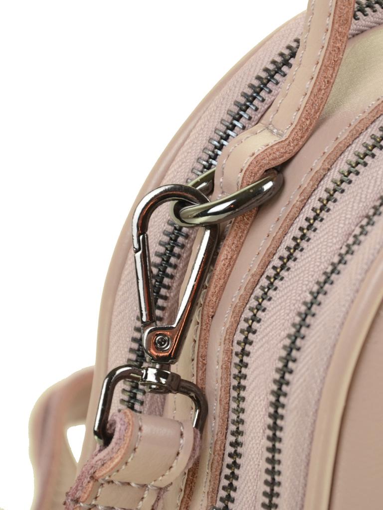 Сумка Женская Рюкзак кожа ALEX RAI 03-4 1189 light-pink - фото 3