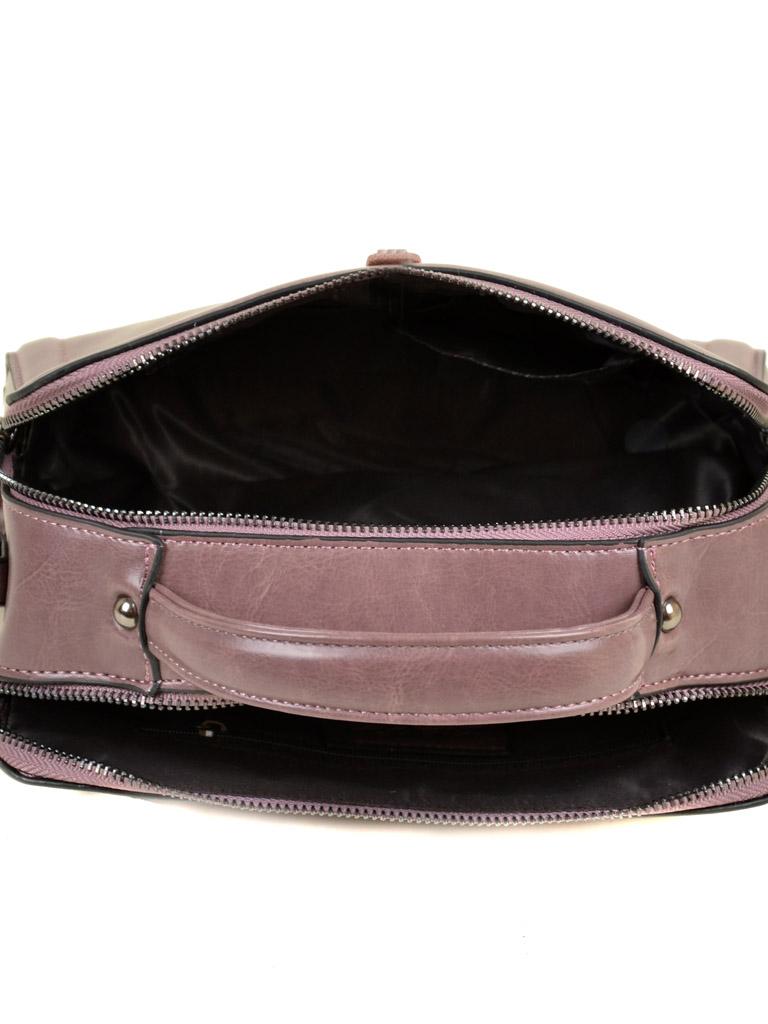 Сумка Женская Классическая иск-кожа ALEX RAI 03-5 9119 purple - фото 5