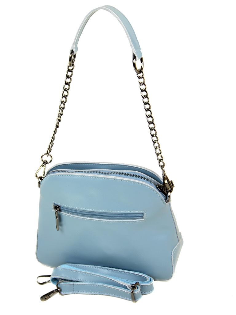 Сумка Женская Клатч кожа ALEX RAI 03-4 765 l-blue - фото 4