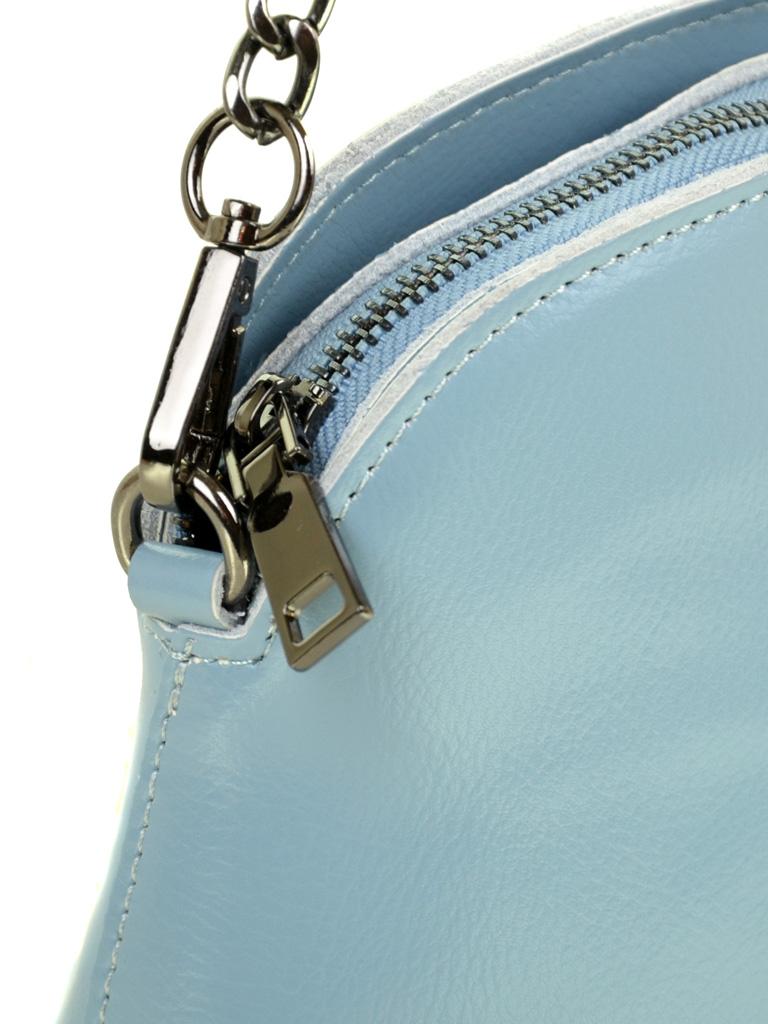 Сумка Женская Клатч кожа ALEX RAI 03-4 765 l-blue - фото 3