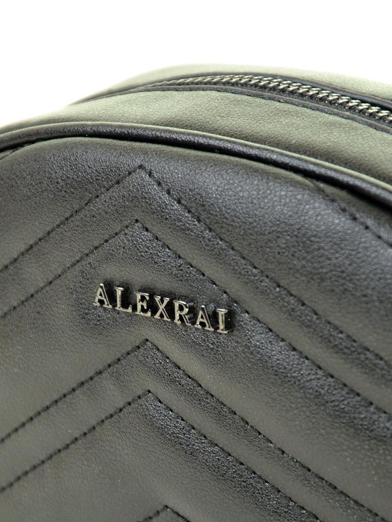 Сумка Женская Клатч иск-кожа ALEX RAI 03-5 908 black - фото 3