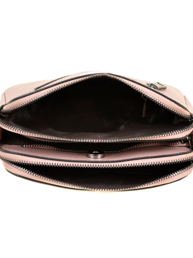 Сумка Женская Клатч иск-кожа ALEX RAI 03-5 767 pink - фото 5
