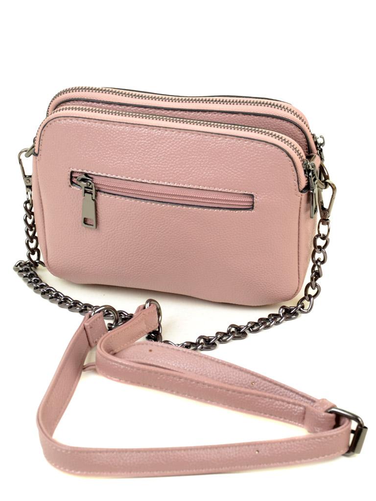 Сумка Женская Клатч иск-кожа ALEX RAI 03-5 767 pink - фото 4