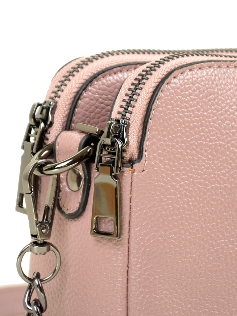 Сумка Женская Клатч иск-кожа ALEX RAI 03-5 767 pink - фото 3