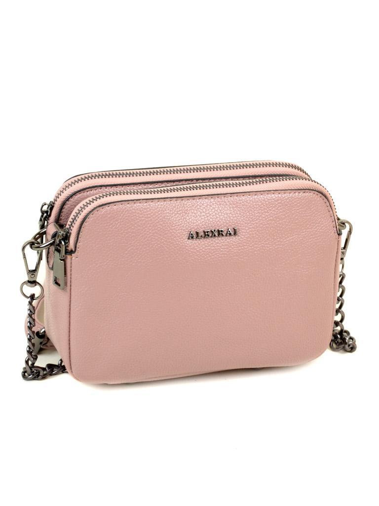Сумка Женская Клатч иск-кожа ALEX RAI 03-5 767 pink