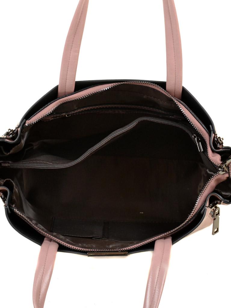 Сумка Женская Классическая иск-кожа ALEX RAI 03-5 8650 pink - фото 5