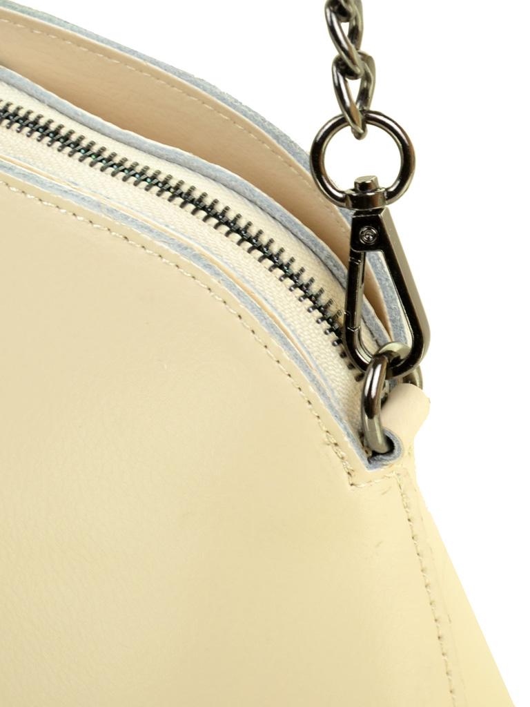 Сумка Женская Клатч кожа ALEX RAI 03-4 765 beige
