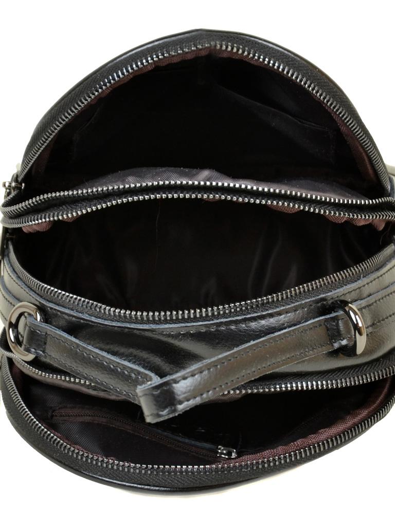 Сумка Женская Рюкзак кожа ALEX RAI 03-4 1189 black - фото 5