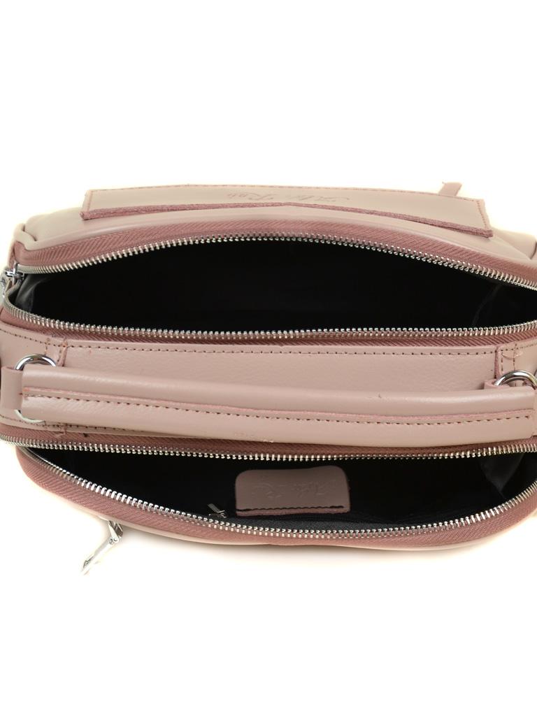 Сумка Женская Корзина кожа ALEX RAI 03-4 8539 light-pink - фото 5