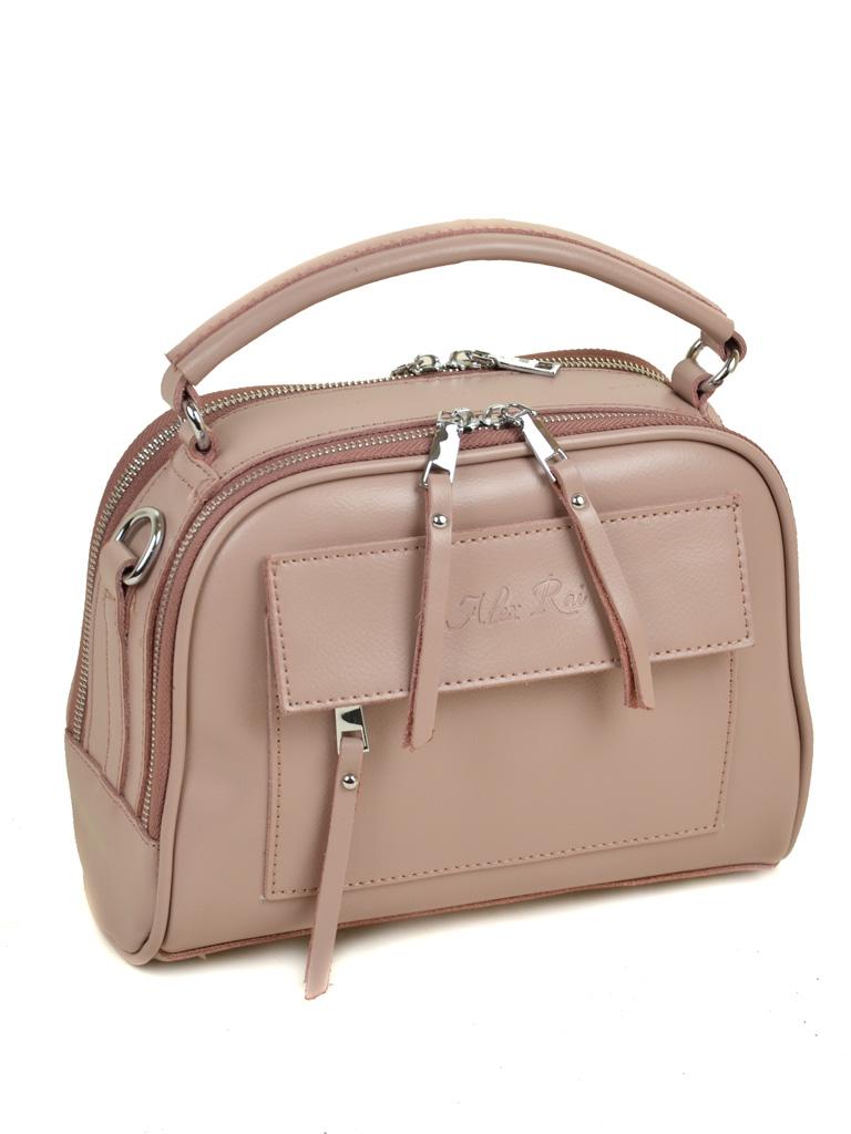 Сумка Женская Корзина кожа ALEX RAI 03-4 8539 light-pink